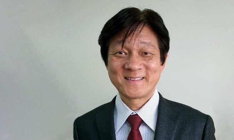 Tadashi Nukaga, inventor of stop smoking program Rien Pipe and CEO of Magical Inc.